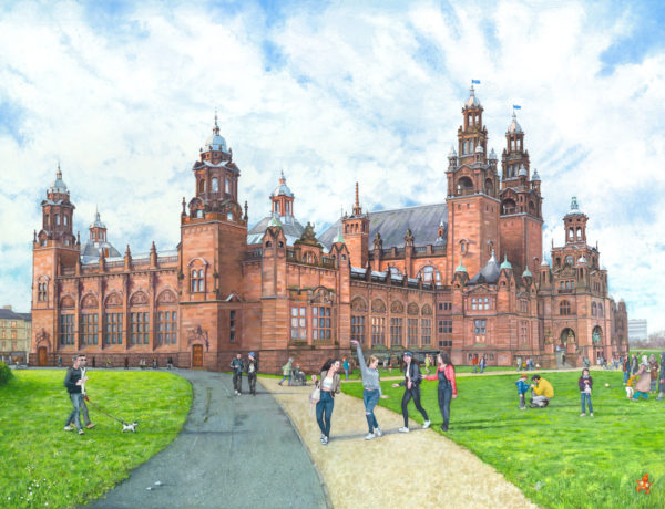 2  The Four Graces Kelvingrove Art Gallery Glasgow